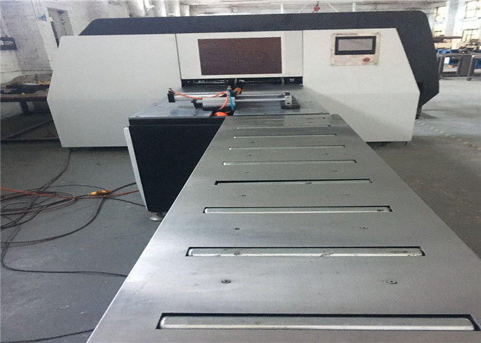 Industrial CNC Copper Punch And Shear Machine For Distribution Box 16X200 mm