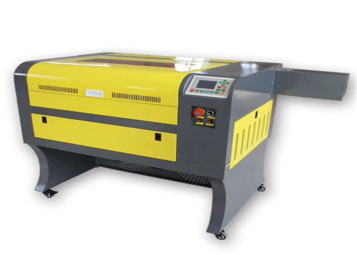 ISO9001 CE Laser Wood Cutting Machine For Acrylc / Plywood / Paper / Rubber / Mdf